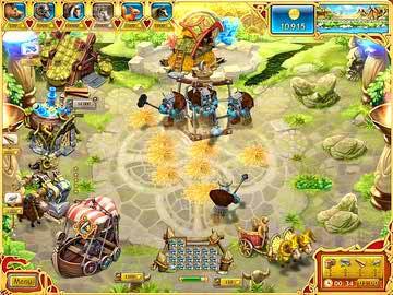 دانلود بازی قهرمانان وایکینگ Farm Frenzy Viking Heroes