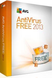 آنتی ویروس AVG AntiVirus Free 2013