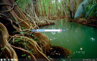 جستجوی سریع فایلها در کامپیوتر Microsoft Bing Desktop