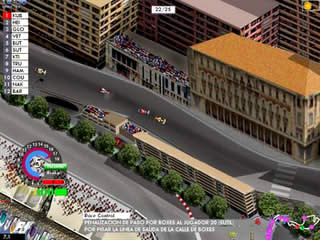 بازی آنلاین اتومبیل رانی MiniRacingOnline