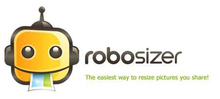 ریسایز عکس ها تغییر سایز تصاویر RoboSizer
