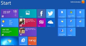 تبدیل ظاهر ویندوز 7 به 8 IObit WinMetro