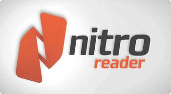 باز کردن فایلهای Nitro Reader PDF