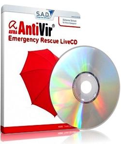 دانلود دیسک نجات آویرا Avira AntiVir Rescue System 2013