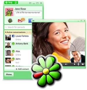 دانلود مسنجر ICQ