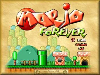 دانلود سوپر ماریو بازی قارچ خور Super Mario Forever
