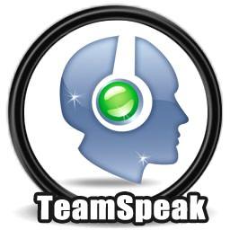 نرم افزار کنفرانس صوتی TeamSpeak Client