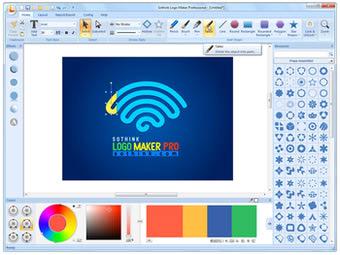 برنامه طراحی لوگو EximiousSoft Logo Designer