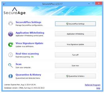 جلوگیری از اجرای اتوماتیک برنامه ها SecureAPlus