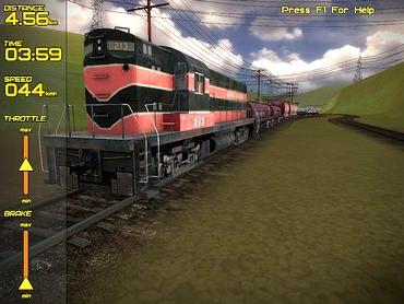 شبیه ساز قطار Train Simulator