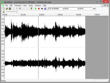 دانلود WaveShop ویرایش صدا و موسیقی