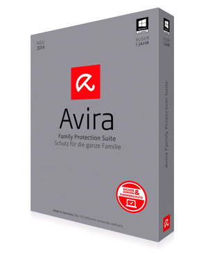 آویرا Avira Free AntiVirus 2014