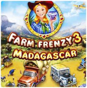 دانلود بازی فارم فرنزی 3 ماداگاسکار