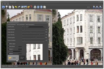 برنامه ایجاد عکسهای هنری FotoSketcher