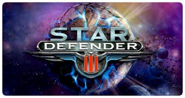 بازی محافظ کهکشان Star Defender 3