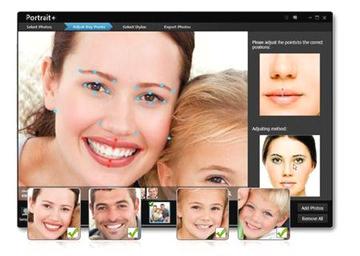 دانلود برنامه زیبا سازی چهره ArcSoft Portrait Plus