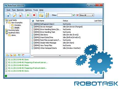 RoboTask برنامه انجام خودکار کارها