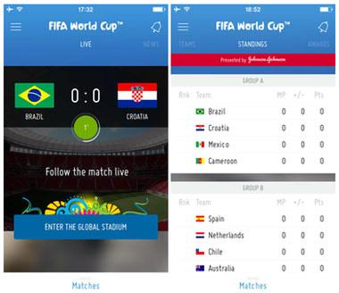 نرمافزار جام جهانی 2014