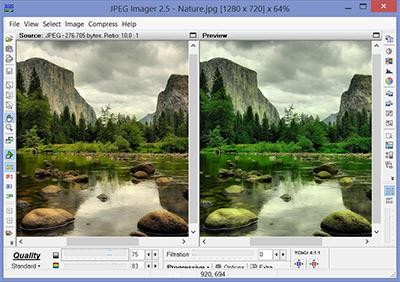 آموزش نحوه کار با JPEG Imager