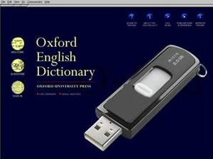 دیکشنری آکسفورد Oxford English Dictionary with Pronunciation
